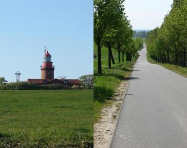 Wandern und Radwandern - lohnenswerte Ziele